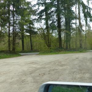 Waldparkplatz Waldhusen