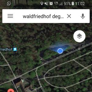 Parkplatz Waldfriedhof (Degerloch)
