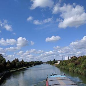 Mittellandkanal Misburg Nord