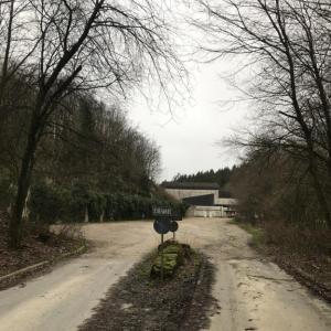 Schevenhütte Staumauer