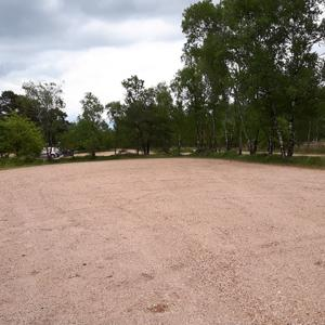 Heideparkplatz Kootwijk