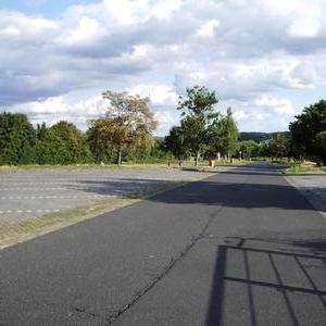 Parkplatz A3 Theißtal Richtung FFM